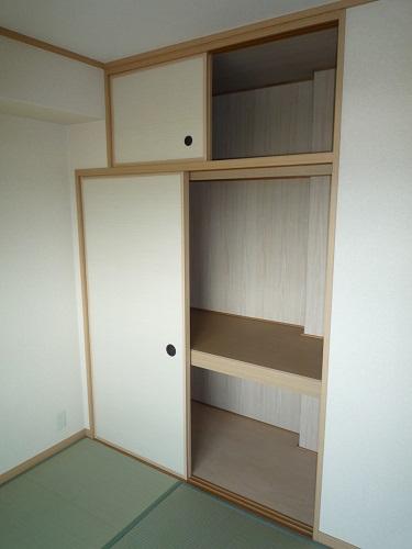 ファミーユ博多の森 / 401号室収納