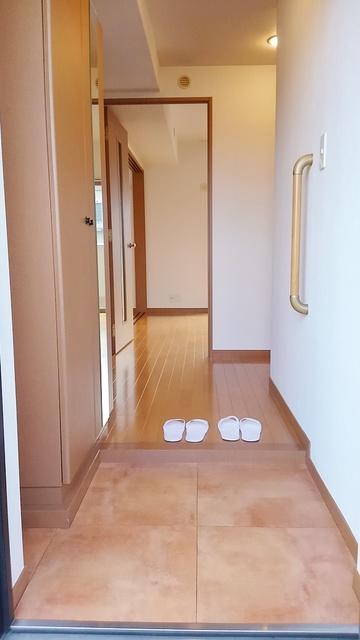 ネオパレス長者原Ⅱ / 206号室玄関