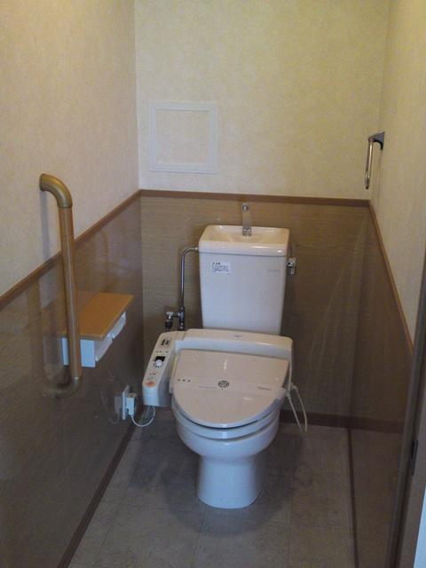 リヴェール高田 / 207号室トイレ