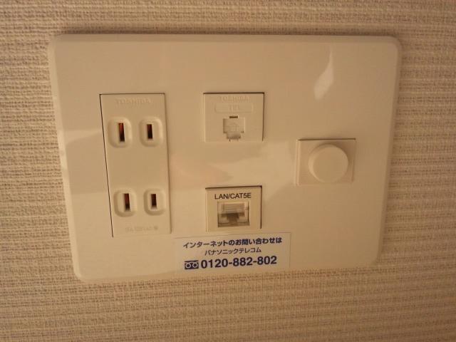 スルス門松駅前Ⅱ / 202号室その他設備