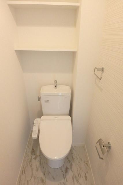 サンパーク戸原 / 301号室トイレ