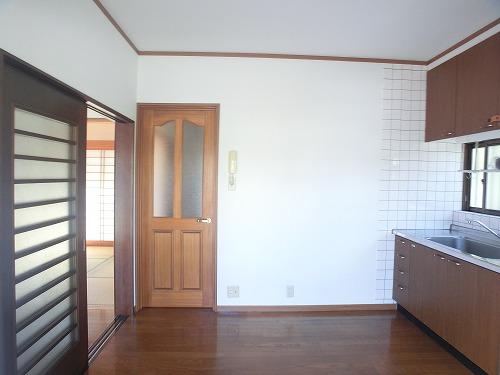 泉1丁目貸家 / A号室リビング