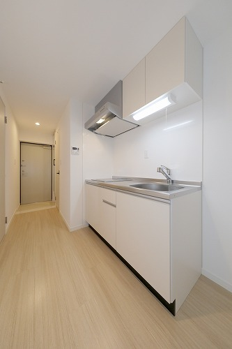 (仮)ハイツウェルス4九大マンション / 109号室キッチン