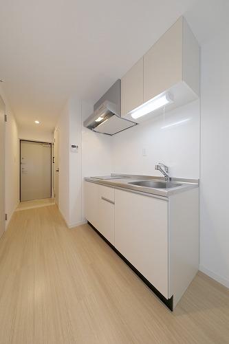 (仮)ハイツウェルス4 / 602号室キッチン