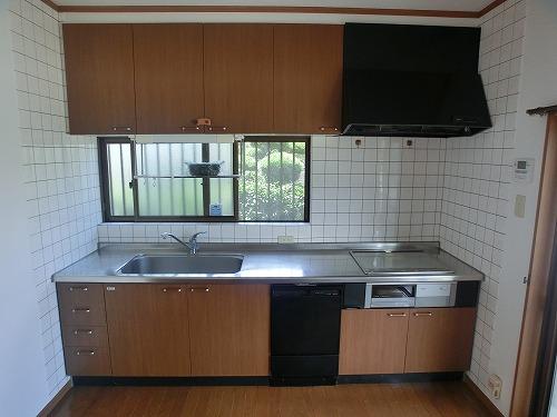 泉1丁目貸家 / A号室キッチン