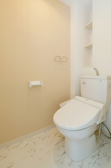 グランドルーチェ駅南 / 206号室トイレ