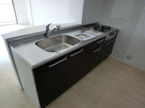 プレアマール / 103号室キッチン