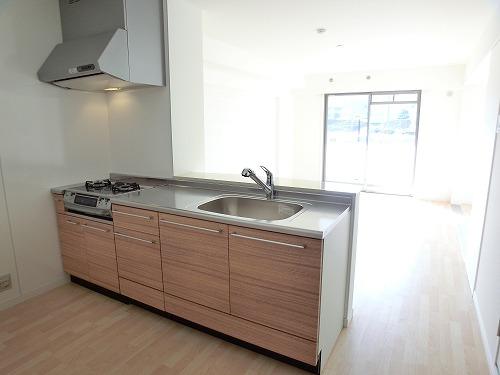 ファミリア伊都 / 301号室キッチン