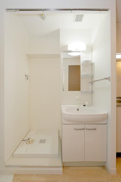 エスペランサ / 302号室洗面所