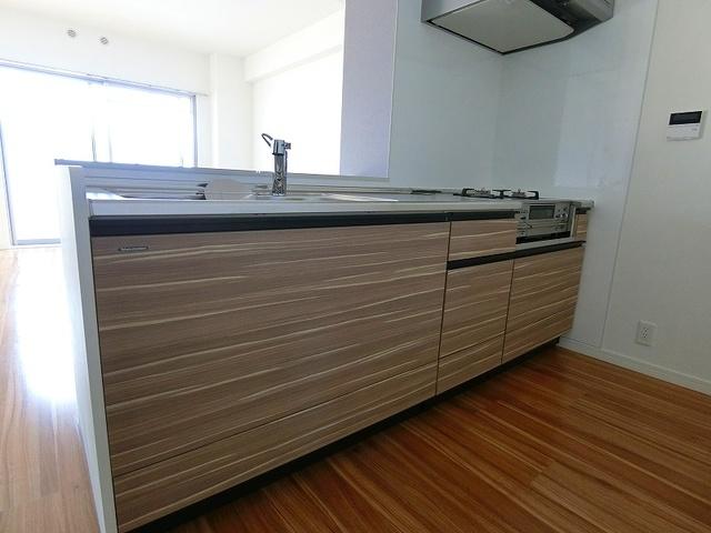 ディア・コート / 302号室キッチン