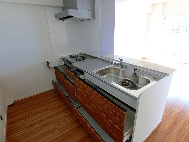 ディア・コート / 601号室キッチン