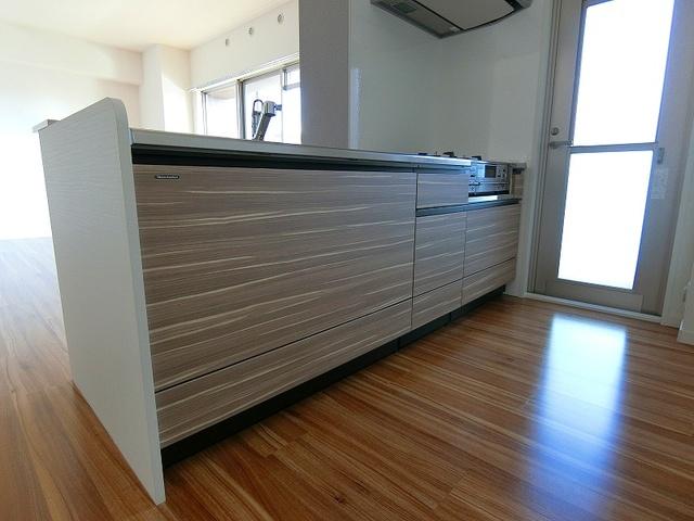 ディア・コート / 803号室キッチン