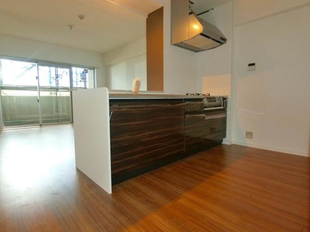 ヴィヴァーチェ ファイン / 301号室キッチン