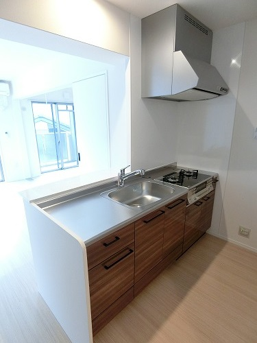 エクレール / 203号室キッチン
