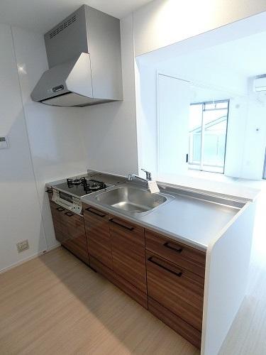 エクレール / 205号室キッチン