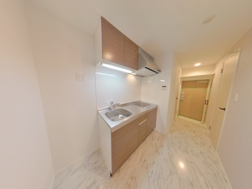 (仮)ハイツウェルス4 / 505号室トイレ