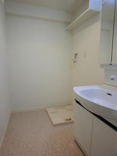 アンソレイユ / 302号室洗面所