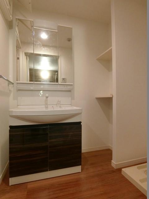 ヴィヴァーチェ ファイン / 301号室洗面所