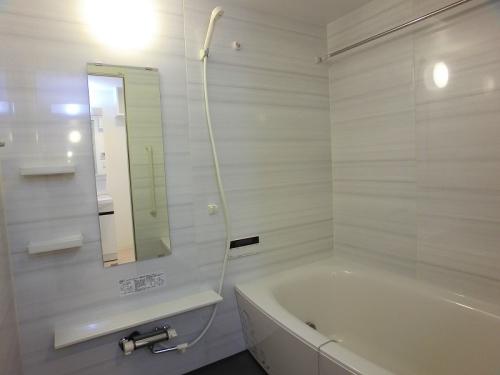 アンソレイユ / 402号室洗面所