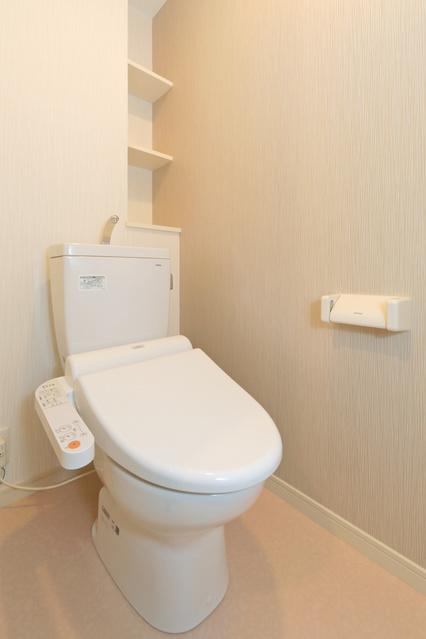 エスペランサ / 302号室トイレ