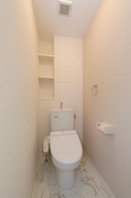 プレアマール / 301号室トイレ