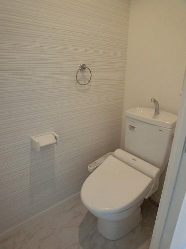 ファミリア伊都 / 402号室トイレ
