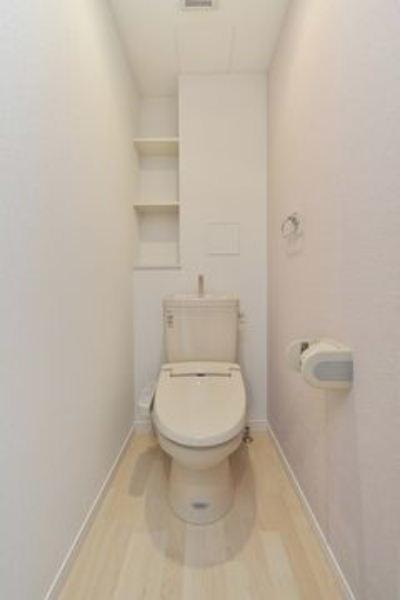 エスターテ今宿 / 303号室トイレ