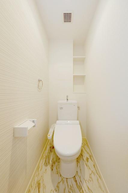 グレーシア伊都 / 302号室トイレ