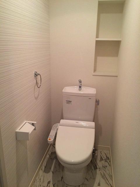 グレーシア伊都 / 403号室トイレ