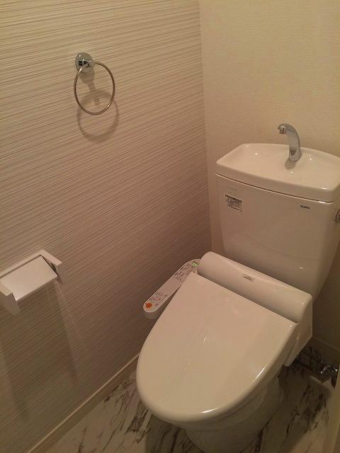 グレーシア伊都 / 502号室トイレ
