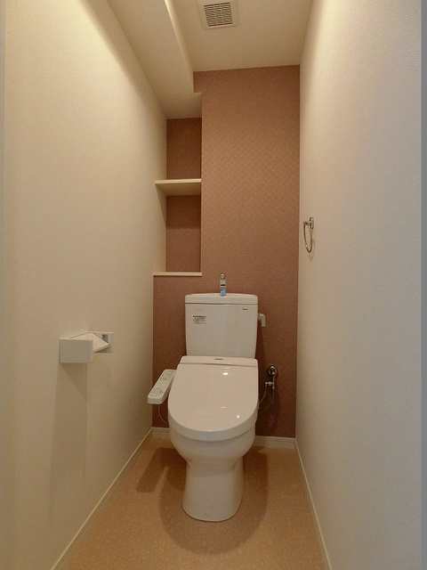 ディア・コート / 502号室トイレ