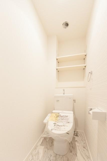 ヴィヴァーチェ ファイン / 401号室トイレ