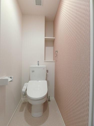 エクレール / 201号室トイレ