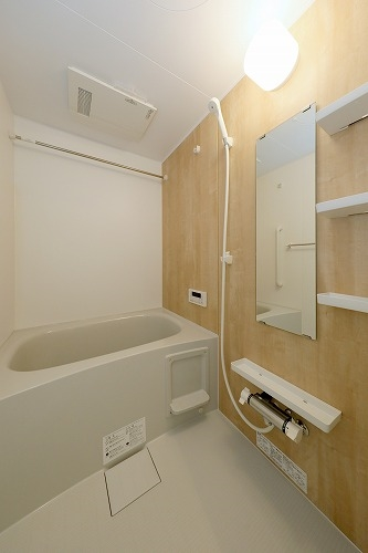 URBAN WEALTH / 106号室洗面所