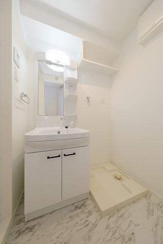 (仮)ハイツウェルス4九大マンション / 207号室洗面所