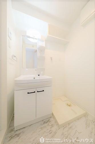 (仮)ハイツウェルス4九大マンション / 310号室洗面所
