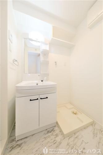 仮)ハイツウェルス4九大マンション / 405号室洗面所