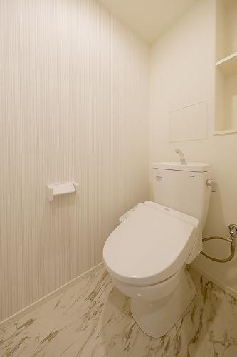 (仮)ハイツウェルス4九大マンション / 407号室洗面所