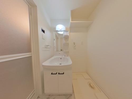 URBAN WEALTH / 606号室洗面所