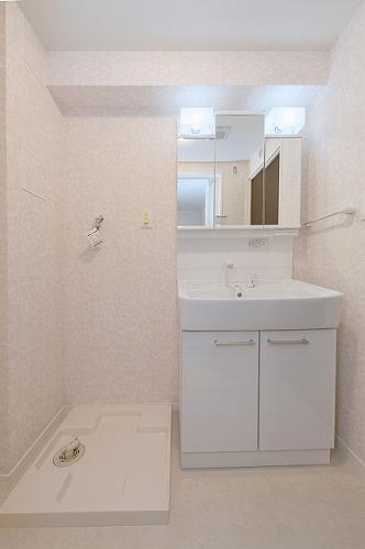 エスターテ今宿 / 402号室洗面所