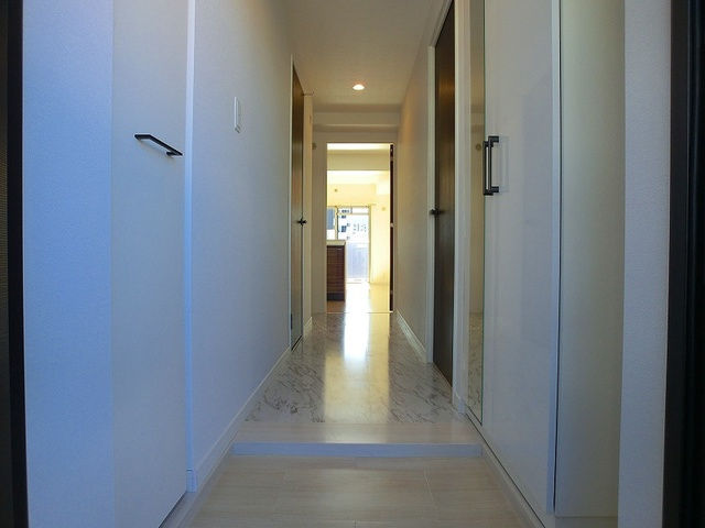 アンソレイユ / 305号室玄関