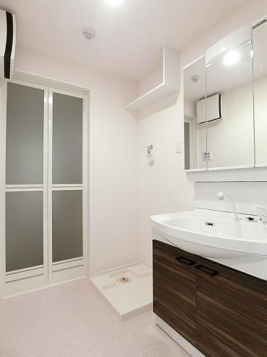 エクレール / 106号室洗面所