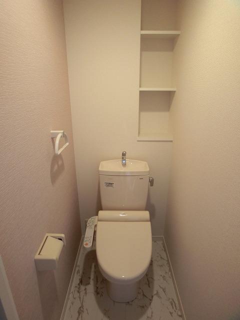 伊都さくら / 301号室トイレ