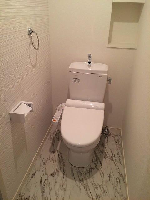 グレーシア伊都 / 101号室トイレ