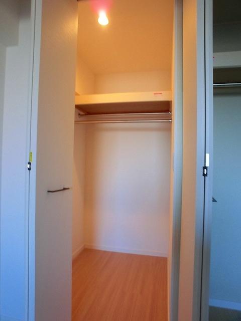 アンソレイユ / 206号室キッチン