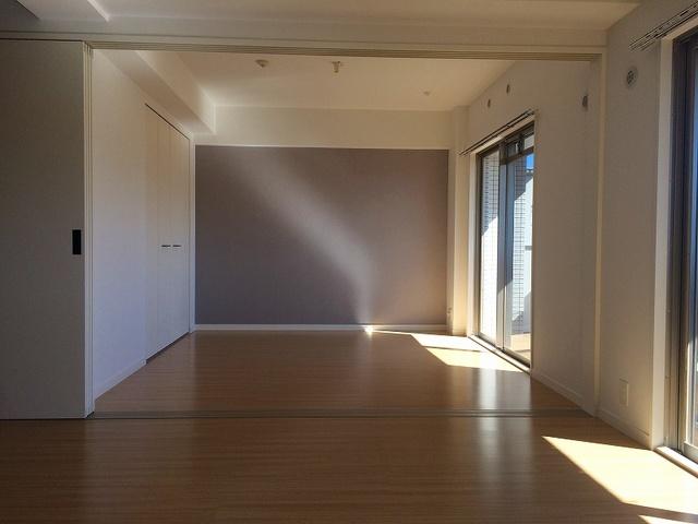 アンソレイユ / 307号室キッチン