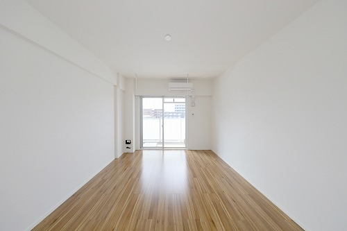 (仮)ハイツウェルス4九大マンション / 509号室玄関