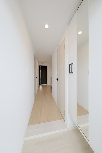(仮)ハイツウェルス4 / 601号室玄関