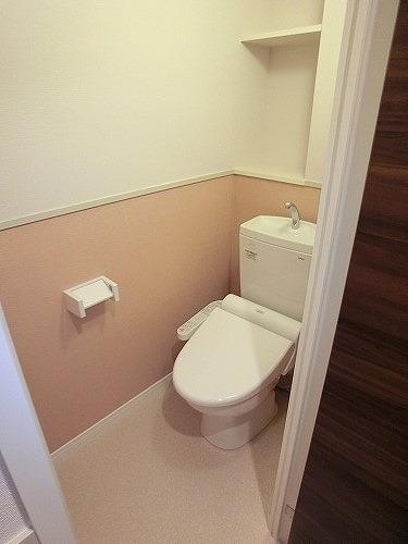 グランドルーチェ駅南 / 705号室トイレ