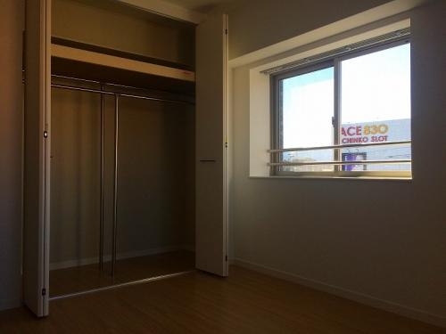 アンソレイユ / 507号室収納